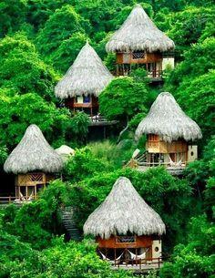 Tayrona National Park, Santa Marta, Colombia - South America♛   ♛  ~✿Ophelia Ryan ✿~♛