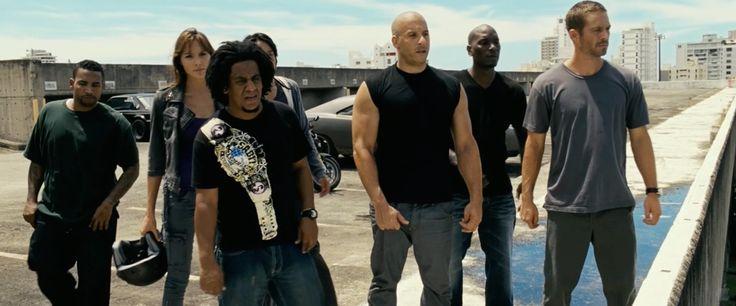 Armani Collezioni Denim Pants inspired by Dominic Toretto in Fast Five | TheTake
