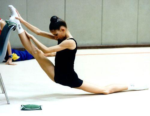 rhythmic gymnastics practice rhythmic gymnastics