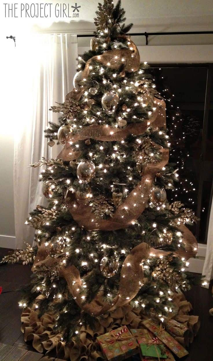 How To Decorate A Christmas Tree And Its Origin Christmas Decorations Christmas Tree Themes Christmas Tree Decorations