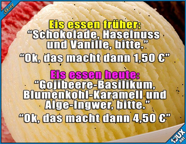 Natürlich alles Laktosefrei! #Sommer #Frühling #Eissorten #sowahr #Sprüche #Statussprüche #Jodel