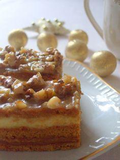 Bajeczne ciasto!! i chyba swoim smakiem zachwyca każdego bez wyjątku :) Moja wersja orzechowca jest naprawdę cudowna i rożni się ...