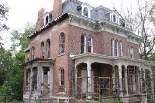 Abandoned Mansions in United States | Haunt in McPike Mansion Alton, Illinois is haunted! Haunted places in …