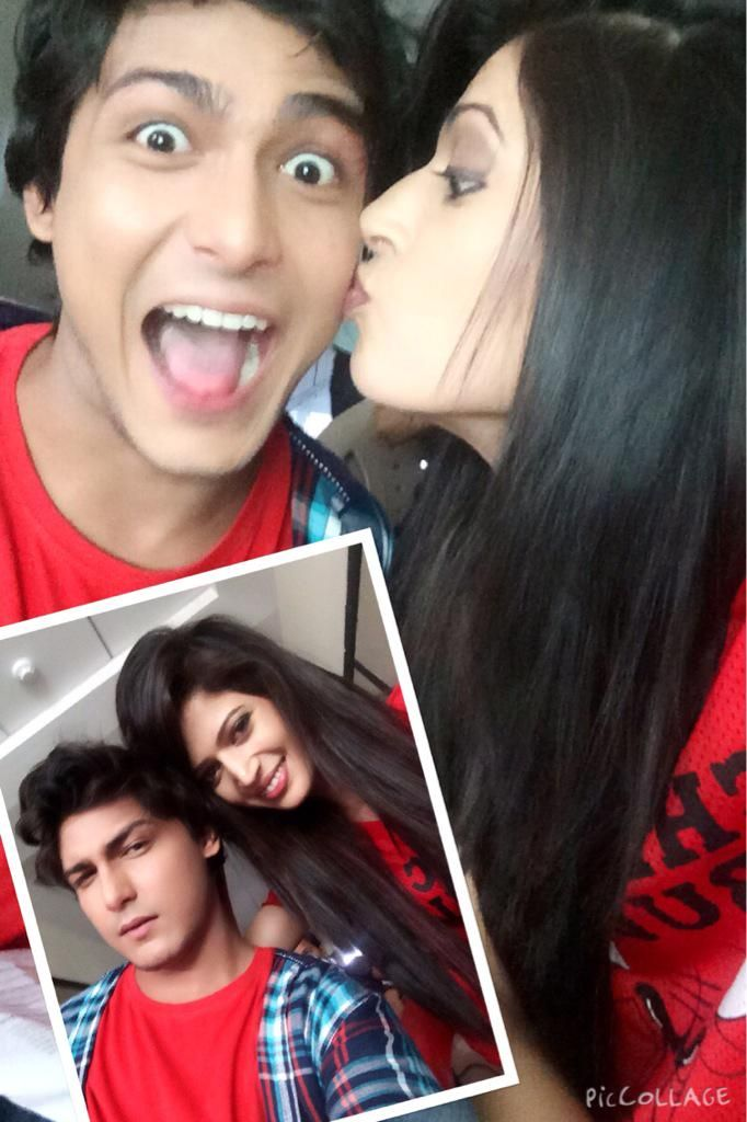 kiss of love #brother #cutie #mtv #ky2 @utkarsh_45025