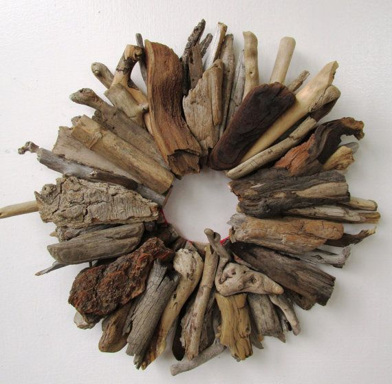 Hey, I found this really awesome Etsy listing at https://www.etsy.com/listing/185999752/small-driftwood-wreath-rustic-home-decor