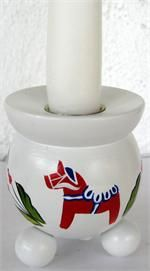 Swedish Candle Holders