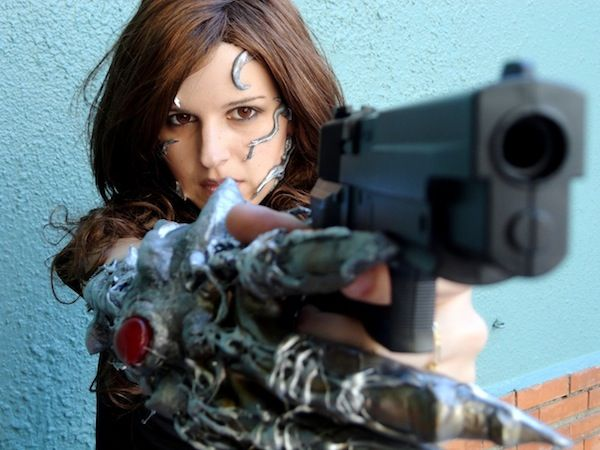 Amazing Witchblade Cosplay Gallery