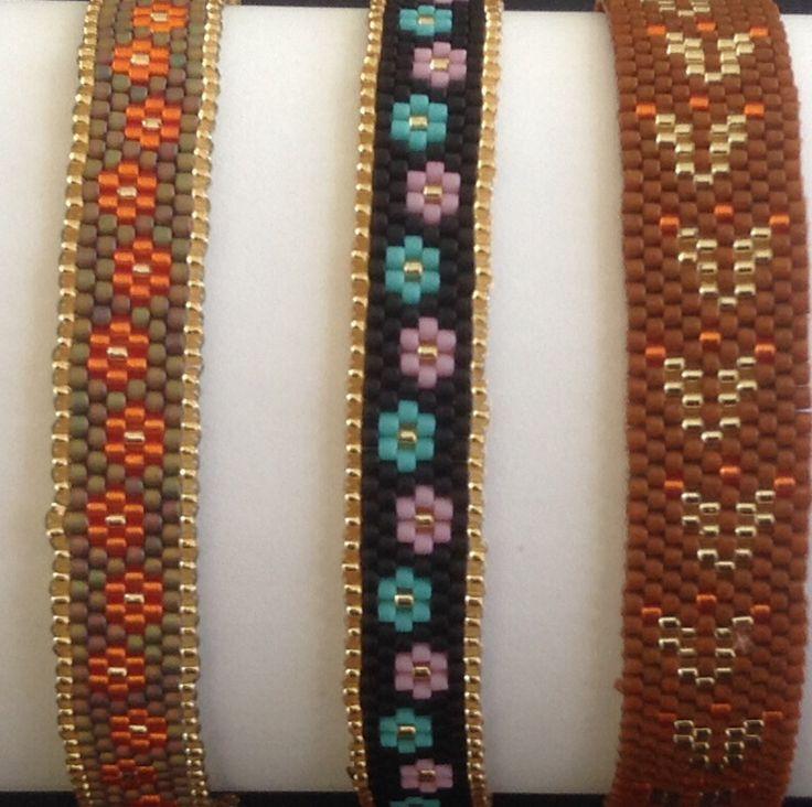 Bracelet Bead Myuki peyote bileklik boncuk