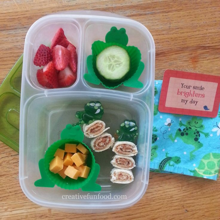 10 Simple {and EASY} Fun Food School Lunches! with #EasyLunchboxes containers
