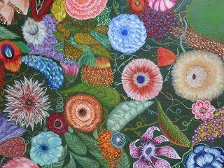AnTsi paintings:  acrylic paintings 2016