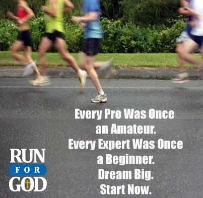 Every Pro Was Once an Amateur Every Expert Was Once a Beginner Dream Big Start Now