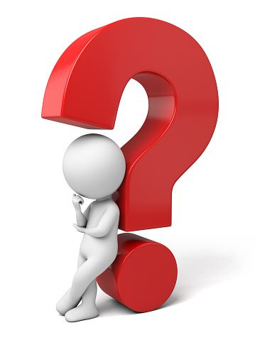 question stock photo