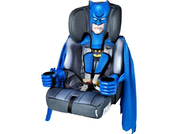 Will superhero Batman keep your little one safe in a car crash? This Kids Embrace Group 1/2/3 car seat is no doubt appealing to both parents and superhero-obsessed children due to its cheap price point and the caped crusader, but our crash tests uncovered something you need to know about before you buy. Read our full review to find out now.