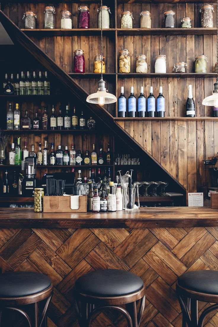 31 best Bar Design images on Pinterest | Restaurant interiors ...