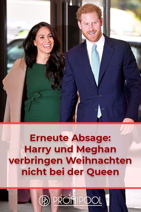 Harry Und Meghan Verbringen Weihnachten Nicht Bei Der Queen Konigin Elisabeth Prinz Harry Elisabeth Ii