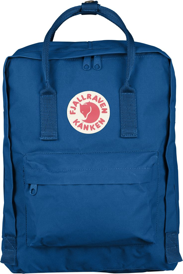 Proste plecy to szczęśliwe plecy! Plecak Kånken został stworzony w 1978 r., aby pomóc zapobiegać problemom z kręgosłupem u dzieci w szwedzkich szkołach i szybko stał się popularny w szkołach podstawowych w całym kraju.  Dziś, 35 lat później, Kånken wypros