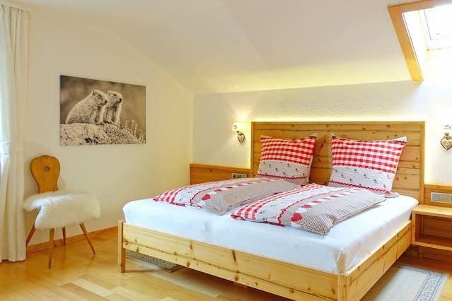 Schau dir diese großartige Unterkunft in Oberstdorf an