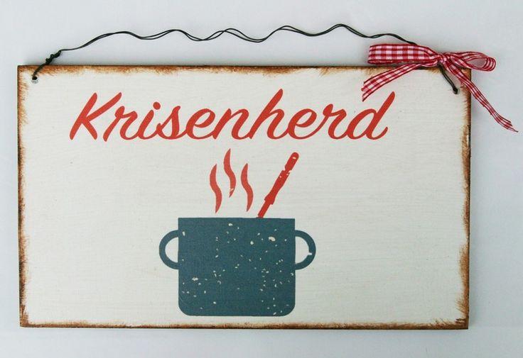 Küche Schild Humor von Un-Art-Tick auf DaWanda.com