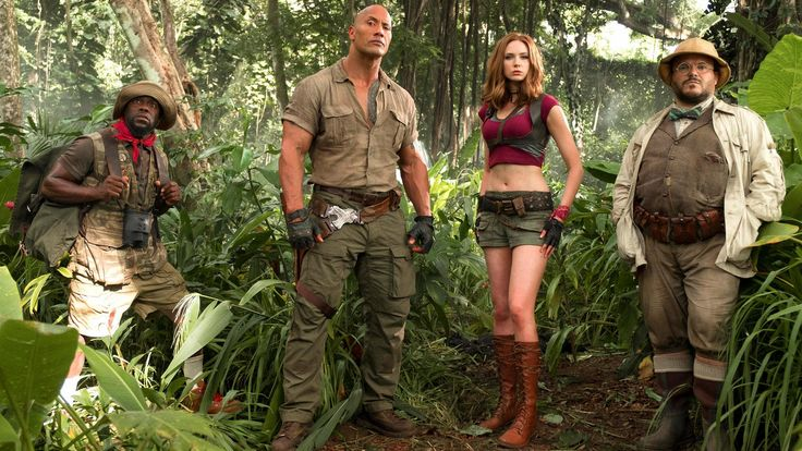 Watch Jumanji: Welcome to the Jungle Full Movie The tables are turned as four teenagers are sucked into Jumanji's world - pitted against rhinos, black mambas and an endless variety of jungle traps....