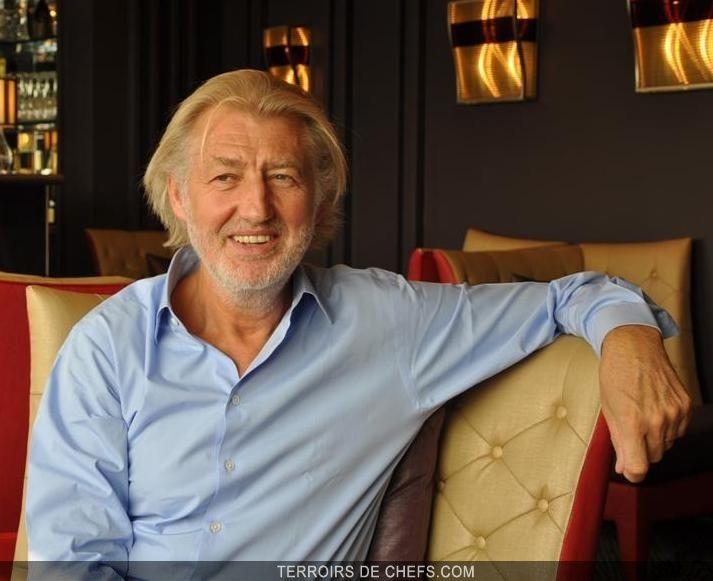 Portrait de chef cuisinier pierre gagnaire p gagnaire for Job cuisinier
