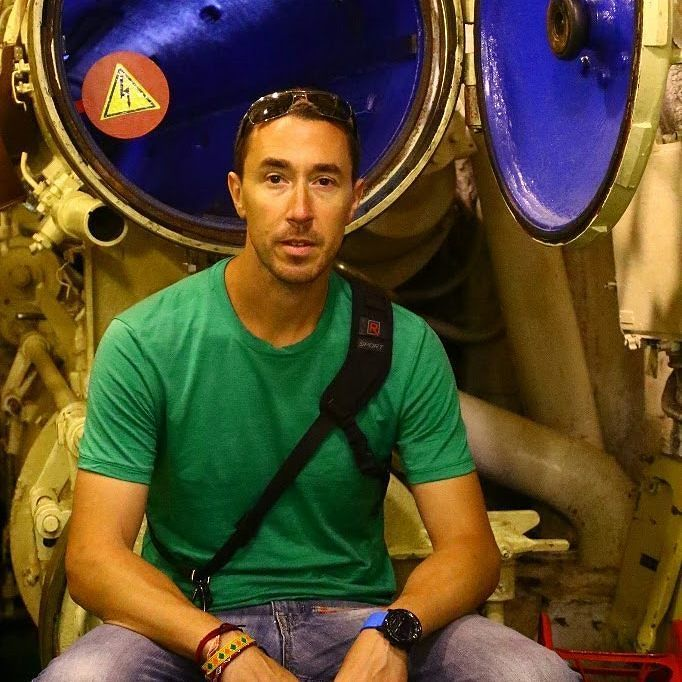 Visiting a Russian submarine in St Petersburg. Awesome times. #submarine #stpetersburg #sub #city #travel #russia