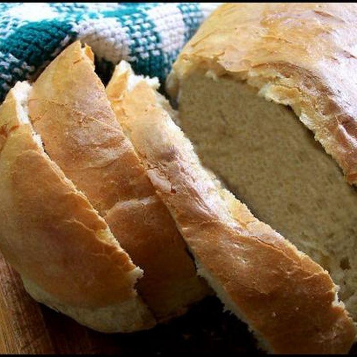 Italian Parmesan Bread (2 lb loaf. Use 2 t garlic powder, 3 t Italian seasoning, 2 cups water)