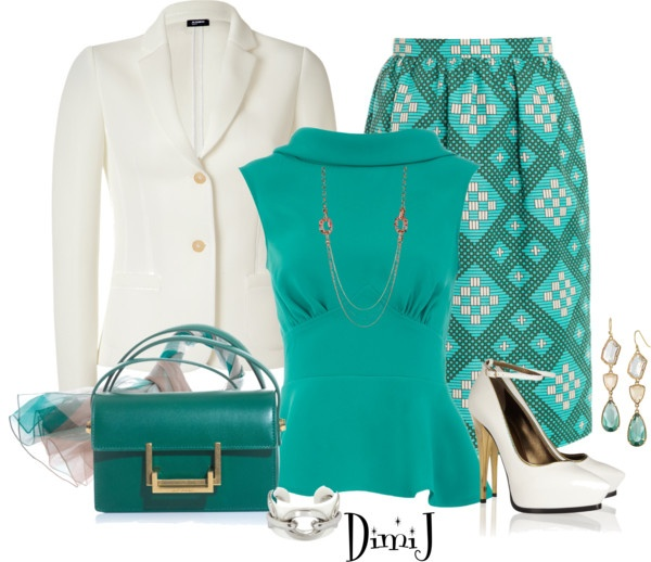 """""""J.S.R. Skirt"""" by dimij on Polyvore"""