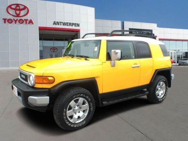 Used 2010 Toyota FJ Cruiser for Sale in Clarksville, MD – TrueCar