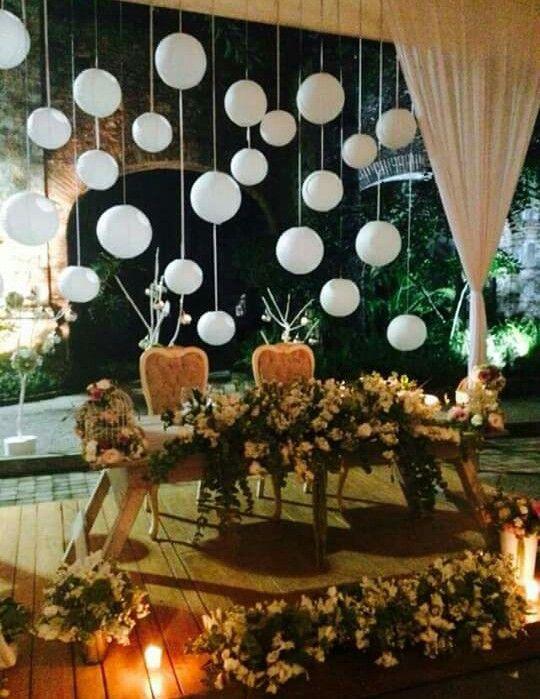 Mesa de los novios #boda #wedding