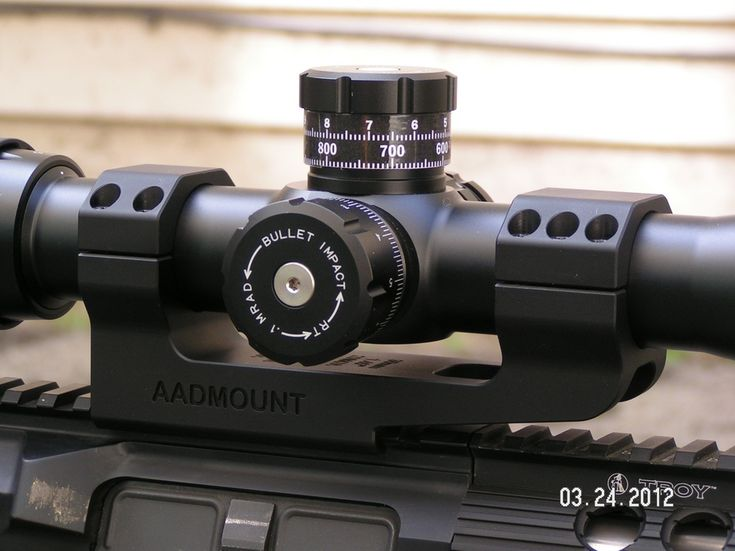 AADMOUNT 20 MOA PRECISION AR SCOPE MOUNT