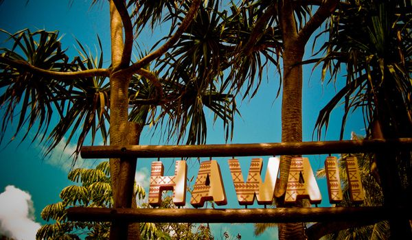 Алоха! Гавайские острова!