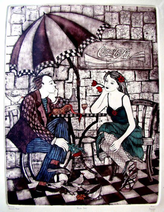 Blind Date - Anine Barnard
