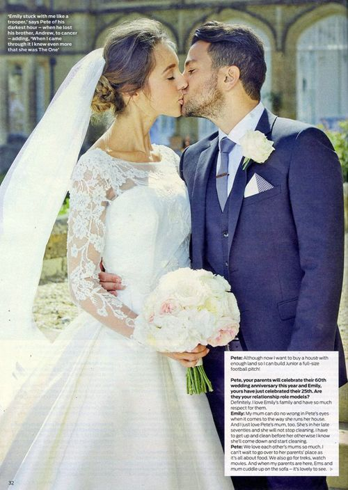 peter andre wife wedding dress sassi holford