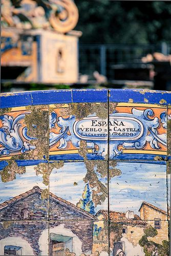 17 best images about azulejos spanish portuguese tiles for Azulejos toledo