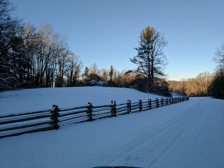Appalachian Mountain Cabin Rentals | Winter Photo Gallery