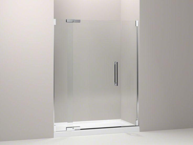 kohler frameless door