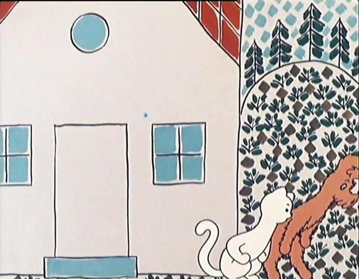 O pejskovi a kočičce: O panence, která tence plakala