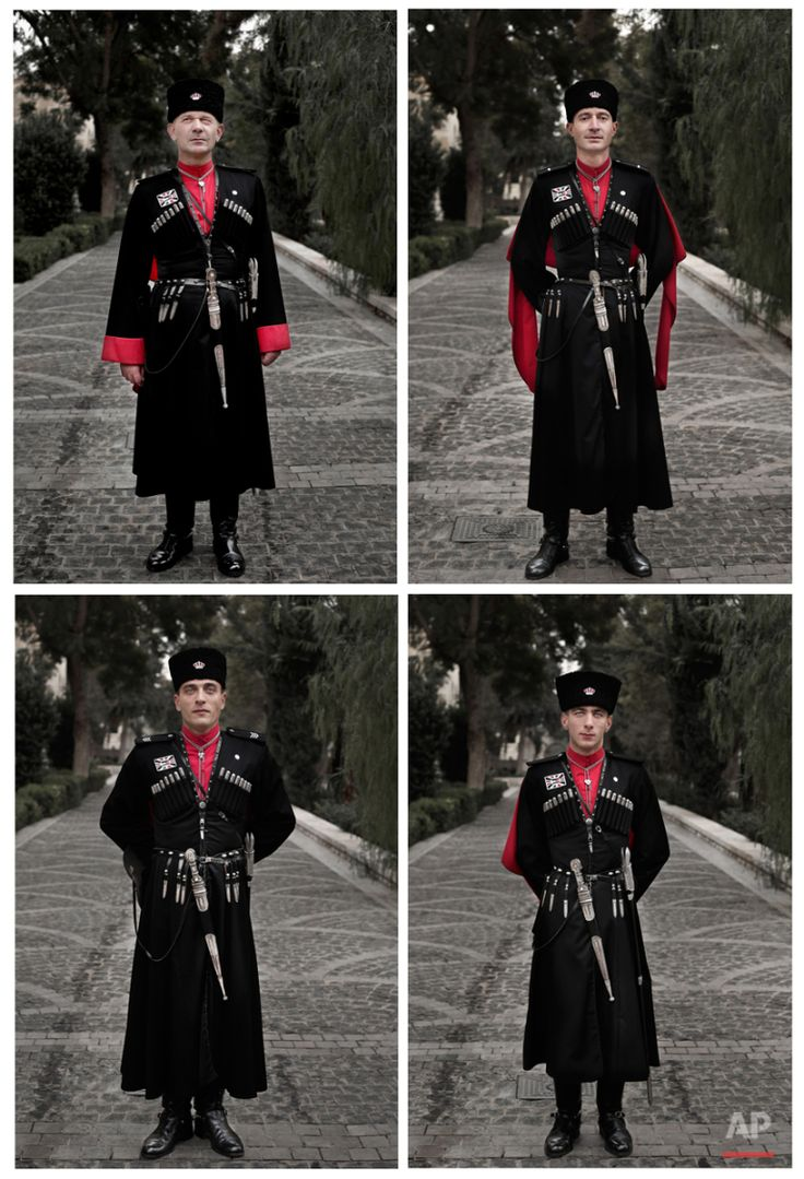 Royal Circassian (Adyghe) Guards of HM King of Jordan
