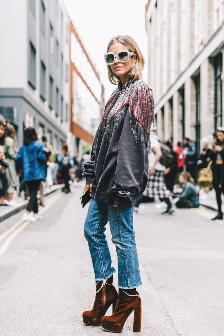 Best 25 London Street Fashion Ideas On Pinterest London