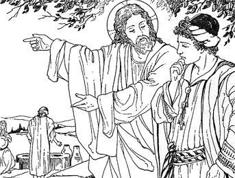 1000 images about lent activities for kids on pinterest for Catholic liturgical year coloring page