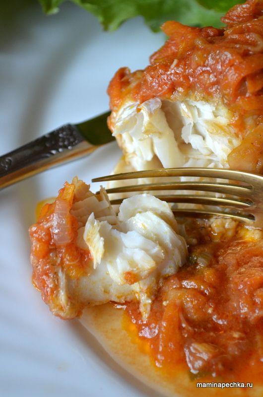 Добавить рецепт в избранное!Рыба в красном овощном маринаде — очень вкусное блюдо, годами проверенное на домашней кухне не одним поколением. Готовить её просто, а вкусна она и в горячем, и …