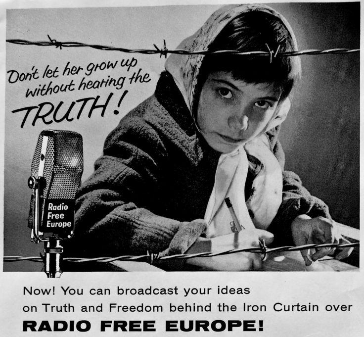 Radio Free Europe, Cold War Propaganda, 1960s