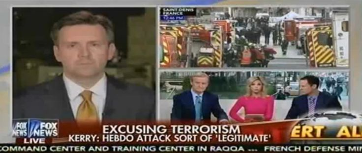 Watch as Elisabeth Hasselbeck Scolds Josh Earnest on the Air Over Obama Admin's Reaction to Paris Attacks.