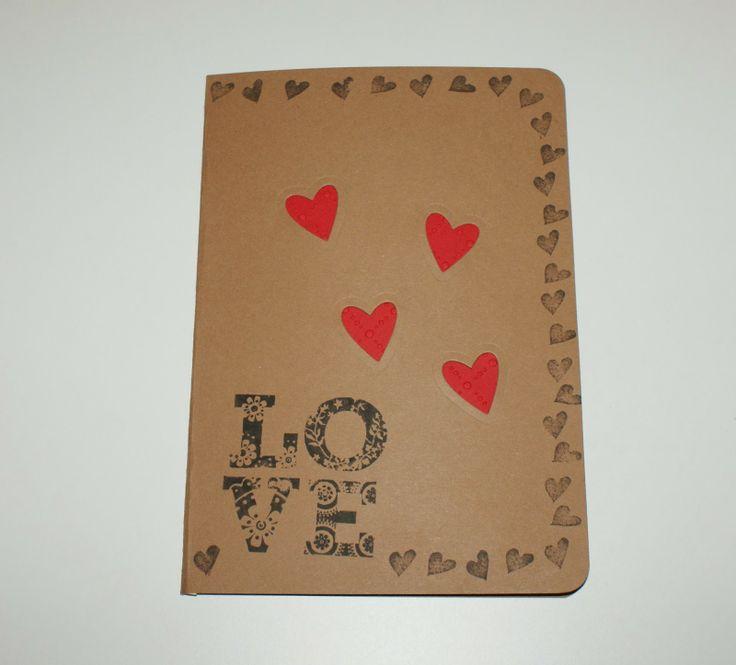 DIY scrapbooking San Valentin- Oui! Art Crafties!