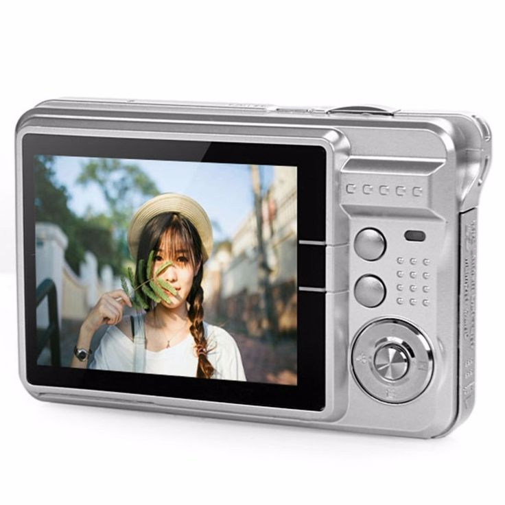 Ultra Thin Digital Camera 5 Megapixel Mini HD Shooting Camera Portable Multi language Photograph Digital Camera. #Ultra #Thin #Digital #Camera #Megapixel #Mini #Shooting #Portable #Multi #language #Photograph