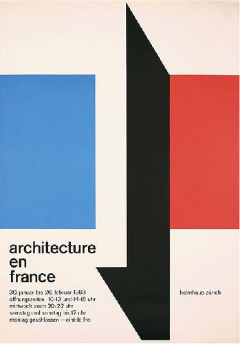 Architecture en France (1963) — Carl B Graf
