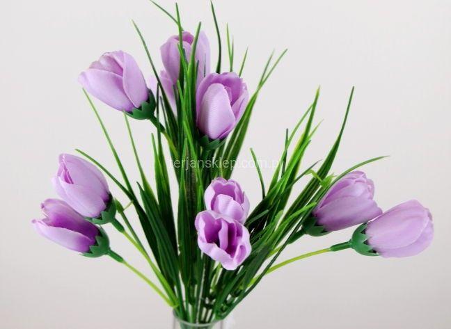 Bukiet Krokusow Cv0588 2 Szt X 3 Zl Lt Lilac Sklep Internetowy Terjan Hurtownia Kwiatow Sztucznych Lilac Plants