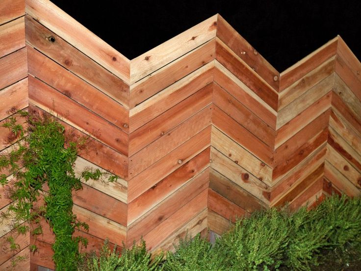 24 best fence and retaining wall ideas images on pinterest on modern fence ideas highlighting your house with most shared privacy fence designs id=66057