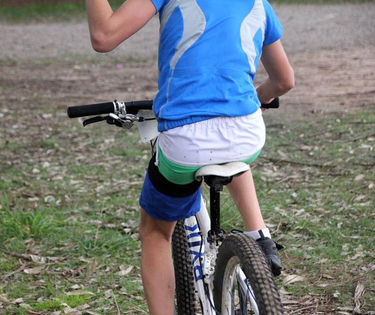 Kids riding at their local Mountain Bike competitions.  Can't get more fun than this!