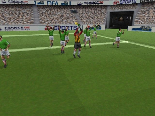 FIFA 98 PC Game Screenshots